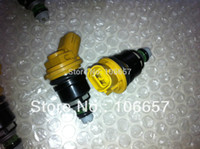 Wholesale Jecs fuel injector side feed fuel injector for high performance cc yellow a46 fuel injector