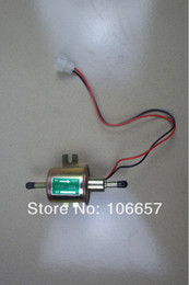 Wholesale Universal Electric Fuel Pumps low pressure fuel pump HEP A For Carburetor Motorcycle ATV Hot Sale