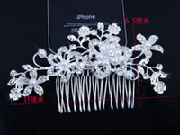 unique hair accessories - New Style Handmade Crystal Pearl Unique Vintage Wedding Bridal Hair Accessory Hair Comb