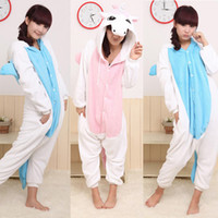 1600mAh adult animal onesies pajamas - Free DHL Cartoon Animal Unicorn Pony Horse Unisex Adult Onesies Onesie Pajamas Kigurumi Jumpsuit Hoodies Sleepwear For Adults Factory Price