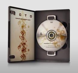 2017 ¡Venta caliente! Discos en blanco Recordable Printable DVD