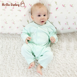 Wholesale Cotton baby clothes newborn baby spring leotard Romper lace rompers breathable environmental Long sleeve Hot Selling