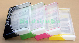 Wholesale Retail Plastic Packaging Package Crystal Packing Box For Cell phone Leather Wallet Case Back Cover For Samsung S5 Note3 iPhone S