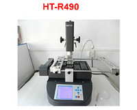 Wholesale from UK no taxes BGA Rework Station Honton HT R490 upgraded from HT R390 HT R392 hot air station R490