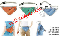 Wholesale 2014 New Fashion Triangle storage Bag Sports Waist packs Backpack Bag Messenger Bag Holder for iPhone Bottle