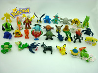Wholesale Pokemon Action Figures Toys Set cm High Quality PVC Poke Game Figures Toys Children Cartoon Toys Kids Picacho Gifts