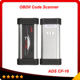Wholesale 2014 New Arrivals ADS CF Automotive OBD2 Diagnostic Scanner Automotive Diagnostic Scanner Based on PC Three Years Free Update