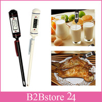 New Cooking Food BBQ Thermometer Kitchen Digital LCD Thermom...