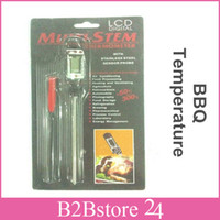 Wholesale- Kitchen Thermometer BBQ Thermometer Kitchen Digita...