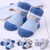Unisex 0-6Mos Autumn Hot Sale 12pair Lot Wholesale 0-3yearsCotton Anti Slip Baby Socks Boys And Girls Socks Toddler's Sports Socks Baby Wear