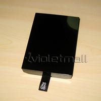 al por mayor xbox hdd-Disco duro interno del disco duro de la venta al por mayor-1pcs NO.11 XBOX-360 Professional 120G interno para la muestra de Xbox 360 xbox360
