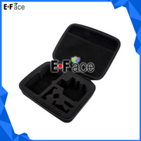 Wholesale Z1454 Black Middle size Travel Protective Storage Carry Case Bag for GoPro Hero Accessories Free DHL Shipping