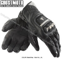 Wholesale 2014 New GUANTO STROKE motorcycle Gloves genuine leather Matal for Off Road ATV Motocross Racing motorbike moto glove guantes