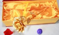 24k gold rose - k gold pure gold rose large k valentine s day gold rose wedding decor favors