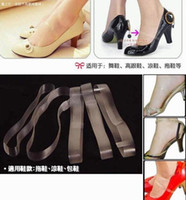 Cheap Clear Shoe Lace Clear Shoe Straps shoelace For Loose Shoes Strap Charm Accessories 1000 Pairs