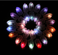 Cheap Wholesale 10000pcs free DHL shipping,LED balloon light,LED Paper Lantern lamp for Wedding Party Floral Decoration