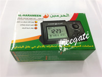 Wholesale Hot Sale Digital Quran Table Clock Azan Prayer Clock Fajr Alarm Islamic Quran Muslim Chirstmas Gift