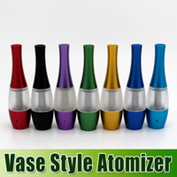 DHL free Flower Vase Style Detachable Huge Vapor atomizer Va...