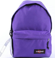Wholesale Purple color daypack Durable rucksack Eastpak day pack D nylon Eastpack G20 model bag Nice backpack