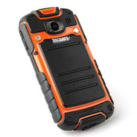 dustproof - Discovery V5 unlocked phones Smartphone phone quot Inch Dual Core MTK6572W Android Waterproof Dustproof Shockproof G WCDMA GPS