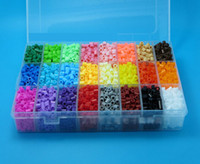 perler beads - KIDS FANCY TOYS MM Box Set Hama Beads DIY Perler Beads Colors DIY educational toys learing gift