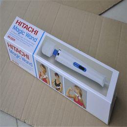 Wholesale 14pcs Hitachi Magic Wand Massager AV Vibrator Massager Personal Full Body Massager HV R V