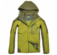 Wholesale 2014 New Arrivals Men s Top Brand Quality Waterproof Jacket Word Prove Style Men Hiking Jackets MSY026