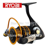Cheap RYOBI 2014 Hot Sale Spinning Fishing Reel Japanese Brand Ryobi Arctica 3000 Ball Bearings:6 Gear Ratio 5.0:1 Free Shipping