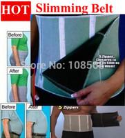 Wholesale New arrival silver gray Five step Slimming Belt Burn Fat Lose Weight Slimming Body Shaper Waist Belt