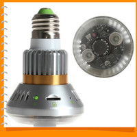 Cheap BC-680 IR LED Night Vision Bulb Hidden CCTV Camera Home Security DVR Video Surveillance Motion Detection Real-time AV Recording
