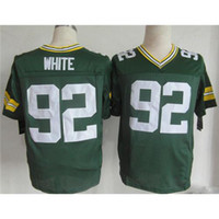 custom american football jerseys - Football Jersey American Elite Reggie White Green Stitched Custom Football Shirts High Quality Top Selling High Quality Mix Order