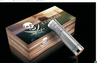 18650 Pirate mechanical mods electronic cigarettes 2014 Newest 18650 battery Corsair mechanical mods clone e cig,Pirate Mods with 510 thread fit tuboat plume veil RBA RDA atomizer