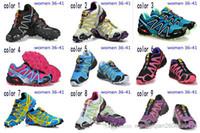 zapatillas salomon - Colors New arrival Zapatillas salomon Speedcross Women Sneakers Price