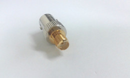 SMA Female Jack To BNC Female Jack Adapter RF Coaxial ADAPTER