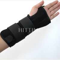 Wholesale 1pcs New Carpal Tunnel Wrist Brace Support Sprain Forearm Splint Band Stra