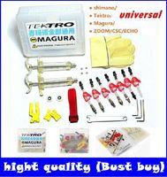 Oiling tool avid brake bleed kit - AVID shimana Juicy DOT HAYES Bleed Kit bicycle Disc Brake for r1 RX K24 K18 J3 J5 J7 hight quality top sale