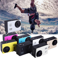 Wholesale HD Action Camera SJ4000 Sports Video Full p Waterproof Helmet DV Portable Professional Mini Digital Camcorder Free DHL Factory Price