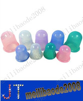 Wholesale Beauty Care silicone Massage Cupping Anti cellulite Cups beauty therapy massage cupping cup MYY9646
