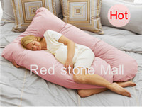 Wholesale 2014 High quality cotton maternity pillows Bedding pregnant womens cozy comfortable pregnancy pillow Breastfeeding pillow