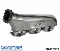 Wholesale Tansky Engine Swap Turbo Intake Manifold For TOYOTA JZ High Performance Polished TK IT5939 Have In Stock