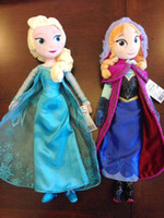 Frozen Doll Princess 50cm Elsa Anna Plush Doll Brinquedos Ki...