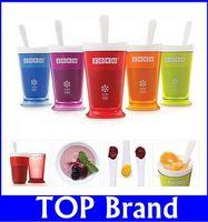 Wholesale Hot new Zoku fruit juice smoothie cup DIY milkshake cup ice cream machine fruit smoothie cup hight quality