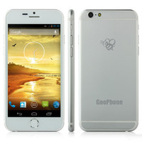 Goophone I6 Quad Core Android Cell Phone 2G RAM 32G ROM 4. 7I...