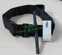 Wholesale 20pcs quality US army black IFAK Combat Application Tourniquet outdoor field medical CAT tactical Tourniquet