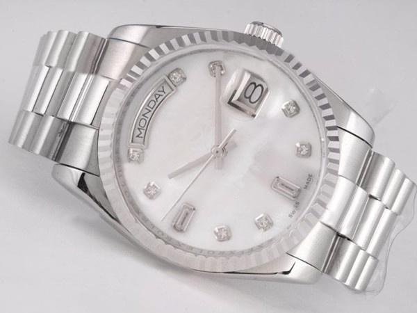 Роскошные алмазы циферблат модный бренд мужские часы мужские автоматические ста фото