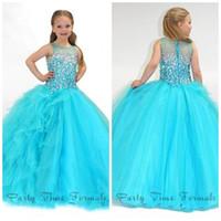 Cheap Flower Girl dress Best pageant dress