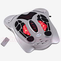 Wholesale by EMS Far Infrared Foot Spa Circulation Maxx Class IIa Blood Booster Foot Massager Health Care