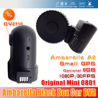 DHL free !!! Original Mini 0801 Ambarella A2 Black Box Car D...