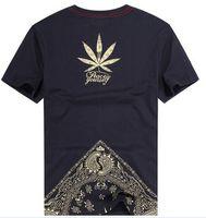 Wholesale High Quality New Men s T Shirt Fashion Shirt Short Sleeve Hit Hot Font Print Chiffon Blue White Black Shirt Plus Size S M L XL XXL