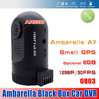 DHL free !!! Super quality Original 0803 Ambarella A7 Car DV...